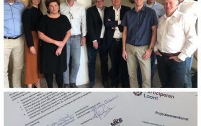 Participeren Loont is het project van Perspectief op Werk in West Brabant
