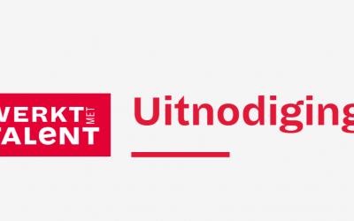 Kick off West-Brabant werkt met talent!